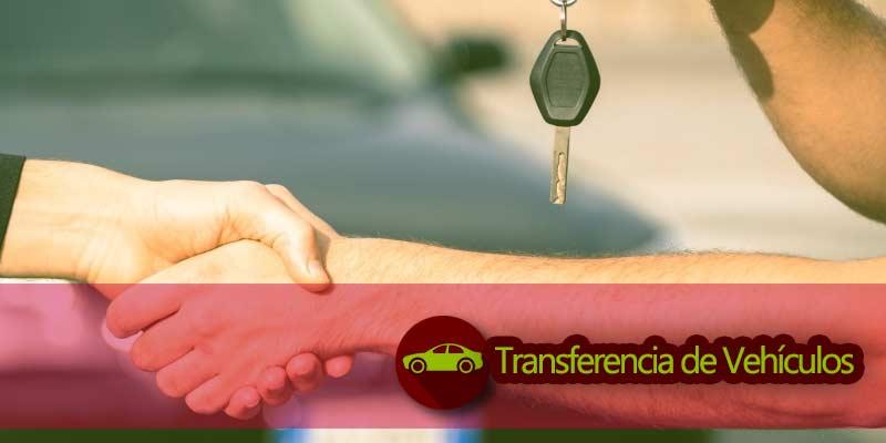 Plazo para notificar la transferencia de un vehículo