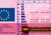 Requisito de permiso de conducir externo a la UE