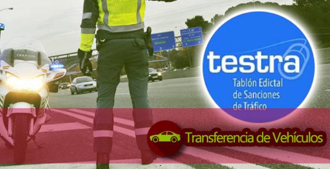TESTRA, o cómo consultar tus multas en la DGT