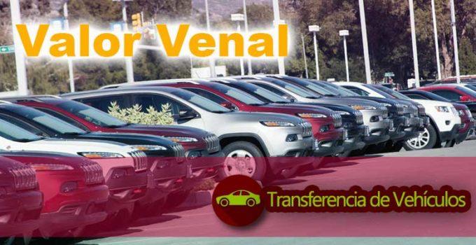 Valor Venal de un vehículo